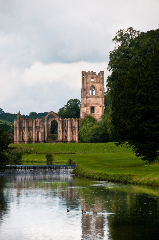 Studley Royal Estate and Fountains Abbey