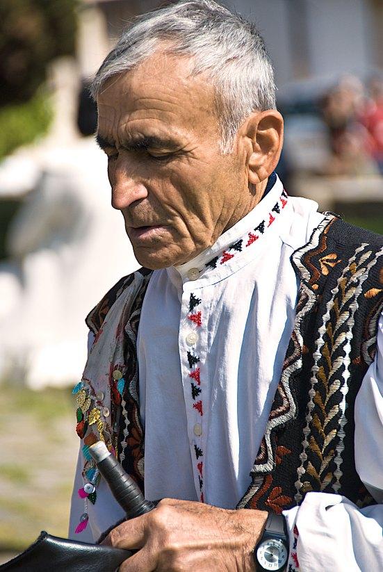 Musician - Orhid, Macedonia