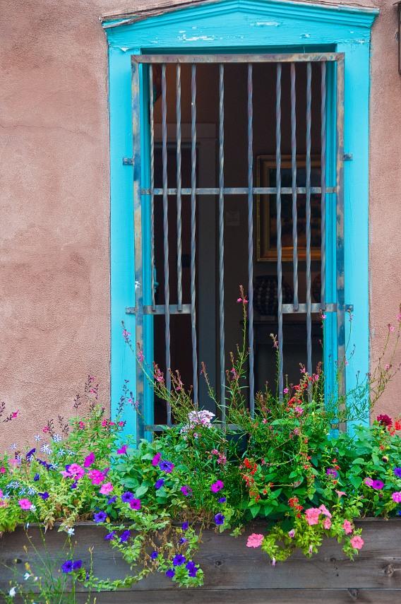 Santa Fe Window