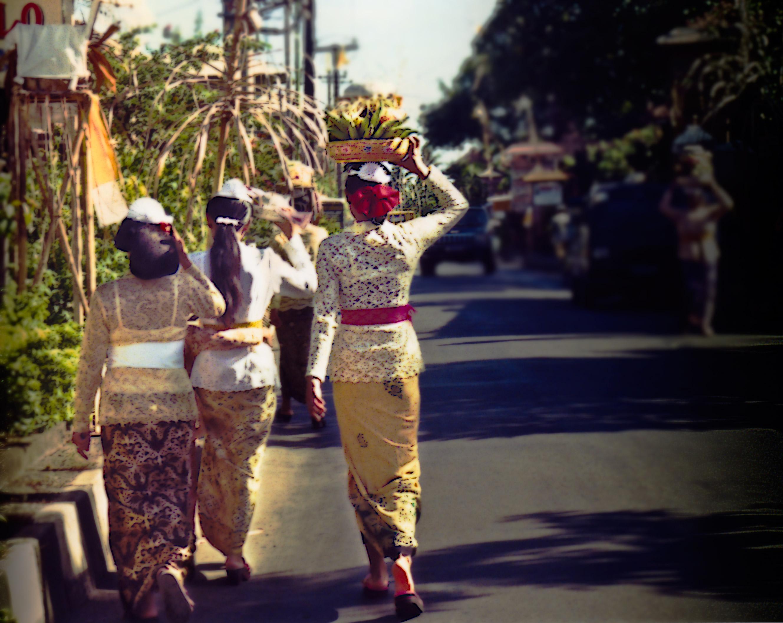 Market-bound-Bali, Indonesia