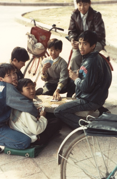 Card-Game---Ho-Chi-Minh-City---1991