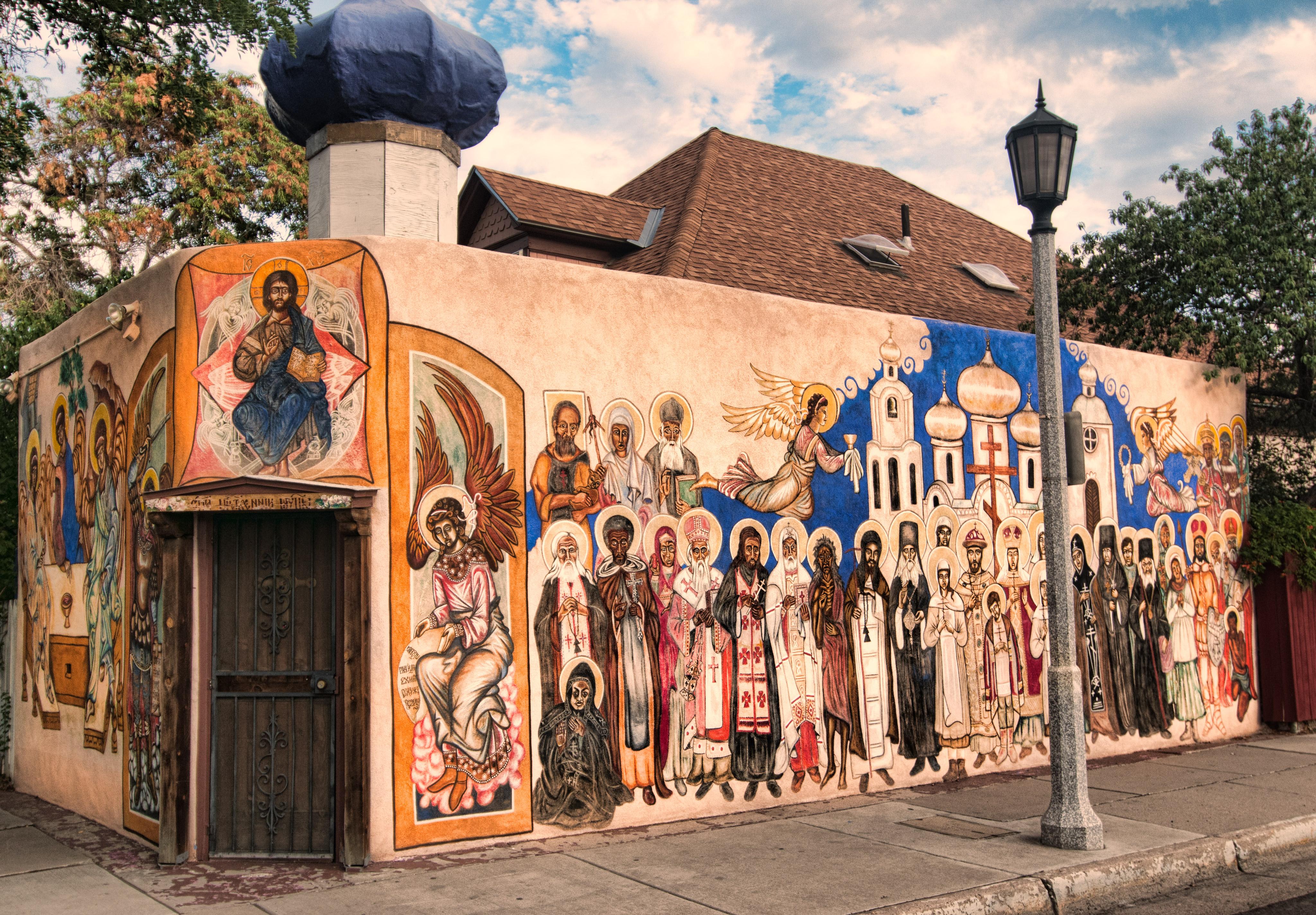 Orthodox Church - Albuquerque