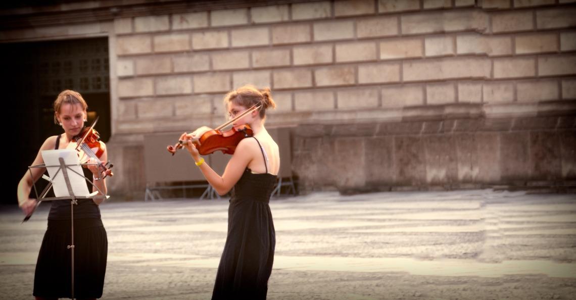 Violinists - Berlin