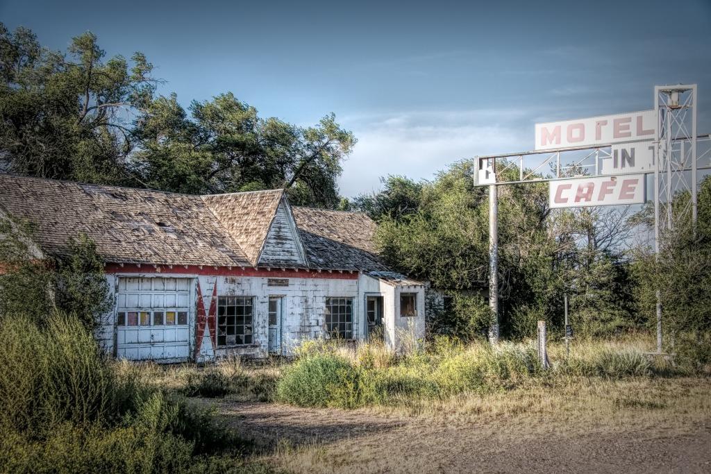 Last Motel - Glen Rio, Texas