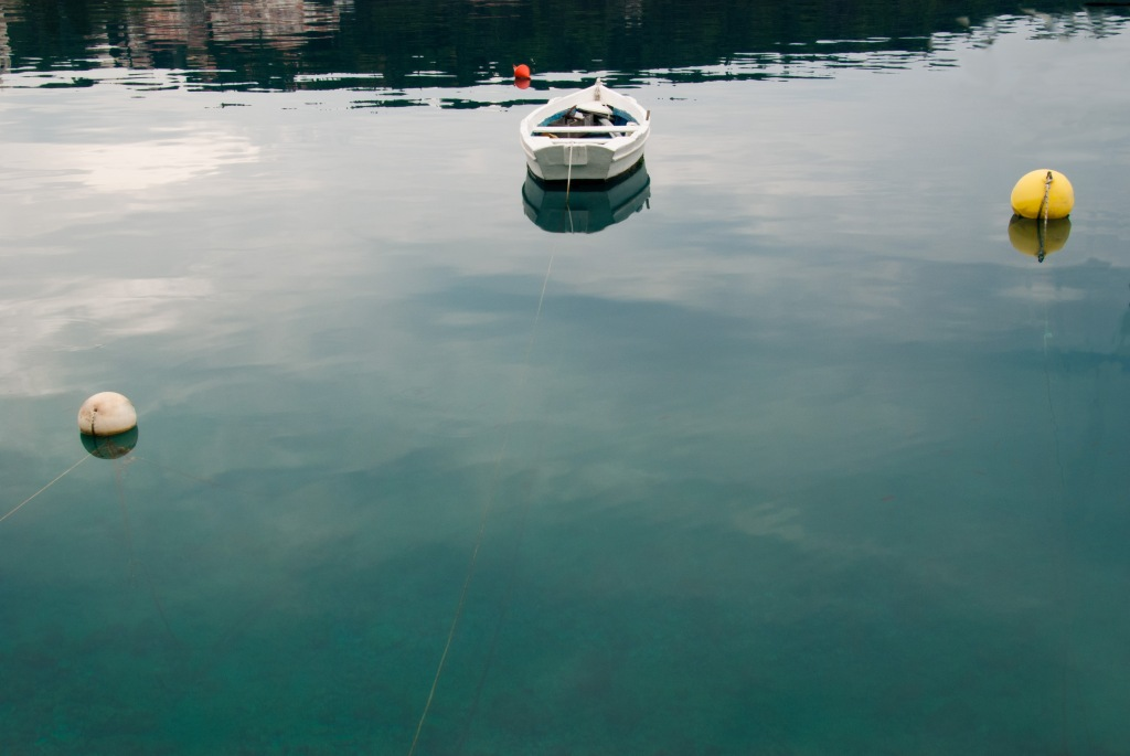 Boat and Floats - Cavtat, Croatia.jpg