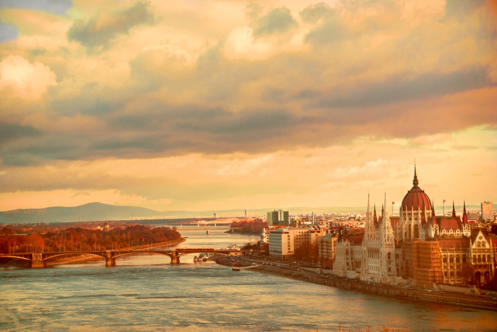 Danube- Budapest